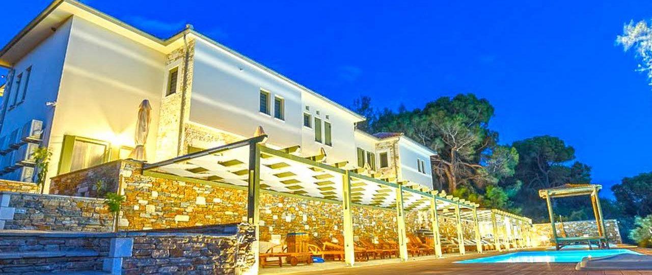 Agrielia Seafront Villa - Pelion