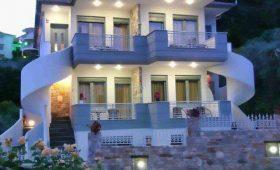 Apartments Exadas - Golden Beach, Thassos