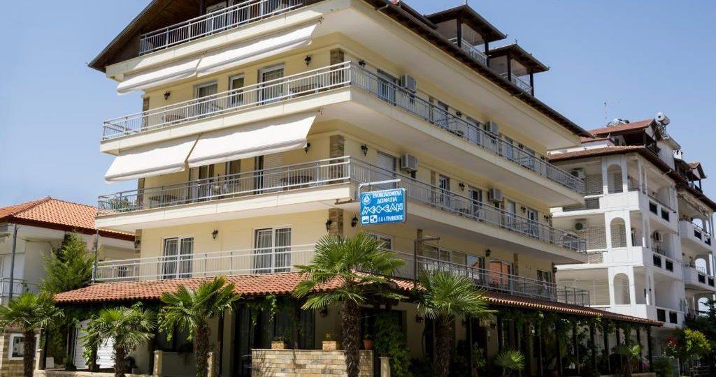 Nepheli Apartments & Studios - Paralia Katerini