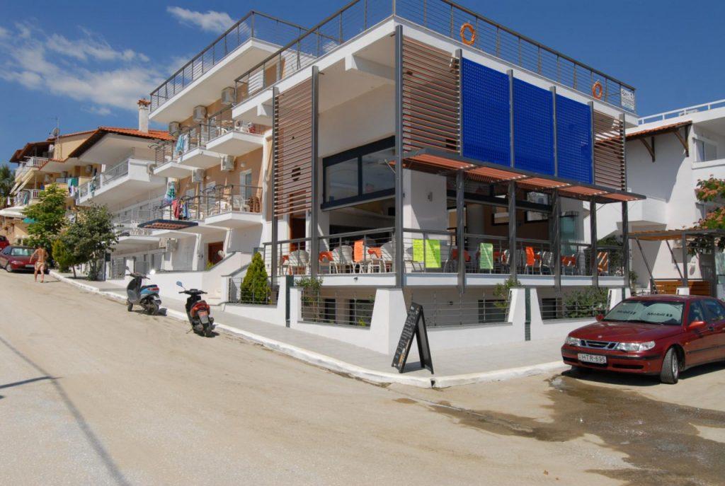 Hotel Blue - Sarti
