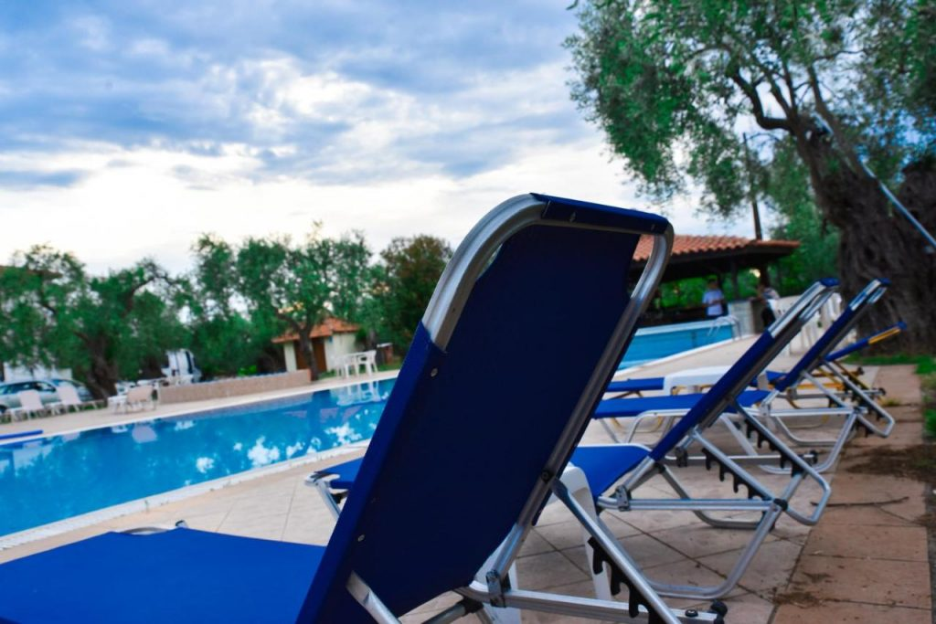 Hotel Coral - Skala Rachoni, Thassos