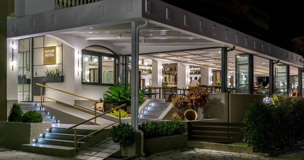 Hotel Fanari - Fanari, Grecia