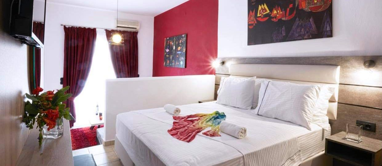Hotel Hermes - Kolios, Skiathos